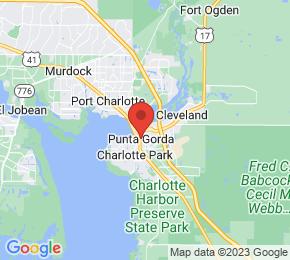Job Map - 809 East Marion Avenue Punta Gorda, Florida 33950 US