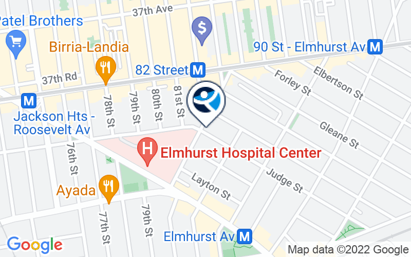 City Hospital Center - Residence Location and Directions
