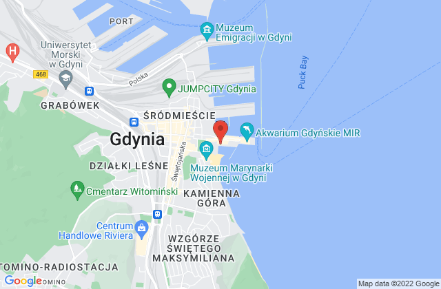 Wyświetl Grzegorz Skałbania,SKYBOAT na mapie