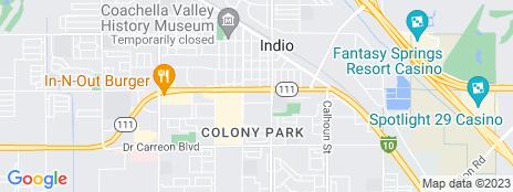 Empire Polo Field