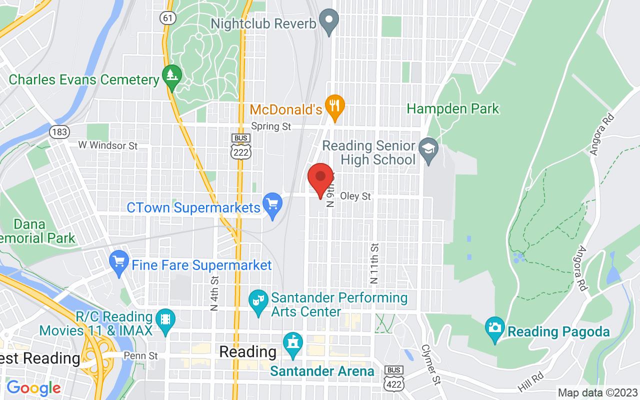 Reading Barber Institute