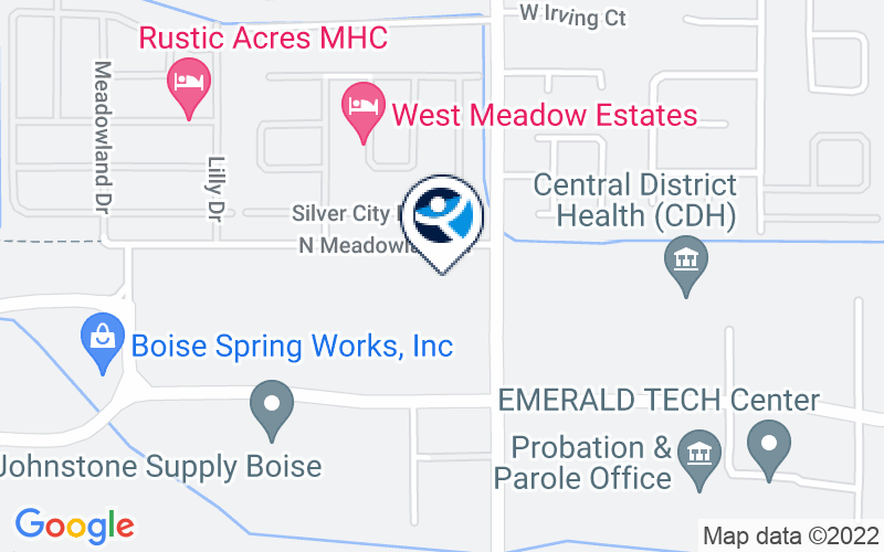 Affinity - Boise Location and Directions