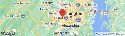 Map of 8124 SANDBURG HILL COURT DUNN LORING, VA 22027