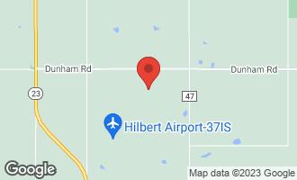Map of 819 Echo Trail Marengo, IL 60152