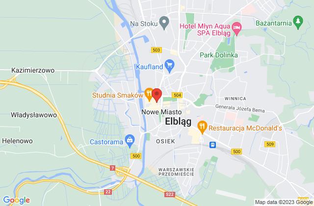 Wyświetl ROMAN GUBA,KASCOMP na mapie