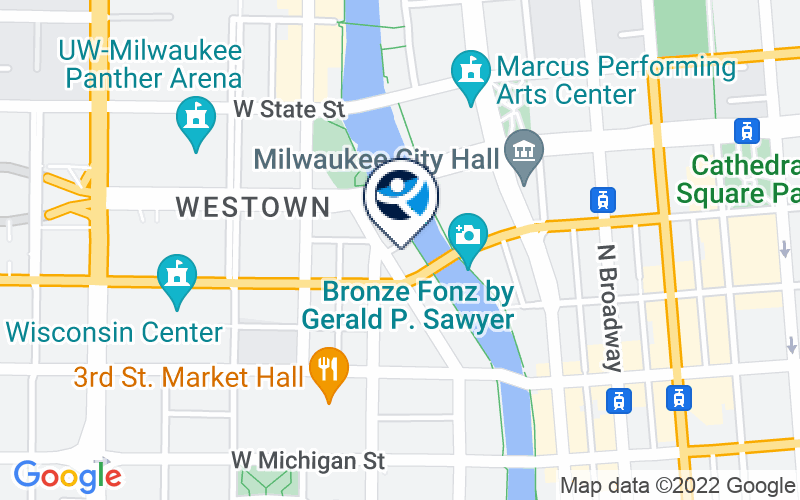 ARCW - Milwaukee Location and Directions
