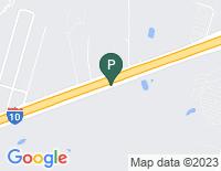 Google Map of 8200 Interstate 10 Frontage Rd, San Antonio TX