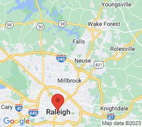 Job Map - 8200 LITCHFORD RD Raleigh, North Carolina 27615 US