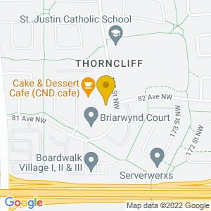 Map to Vault Pub & Grill provided by Google
