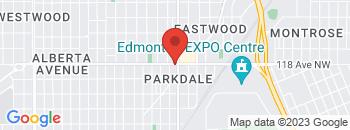 Google Map of 8219+118+Ave+NW%2CEdmonton%2CAlberta+T5B+0S2