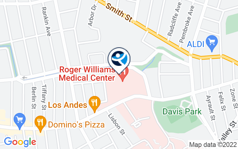 Roger Williams Medical Center - Addiction Medicine Treatment Location and Directions