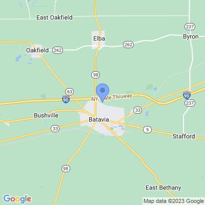 Genesee Valley Partnership  location