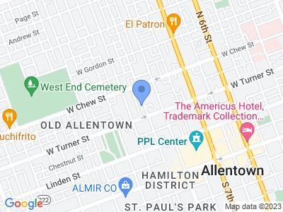 829 W Turner St, Allentown, PA 18102, USA