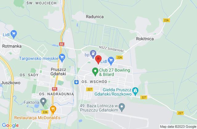 Wyświetl Agnieszka Tyburska,AUTOPOKROWCE na mapie
