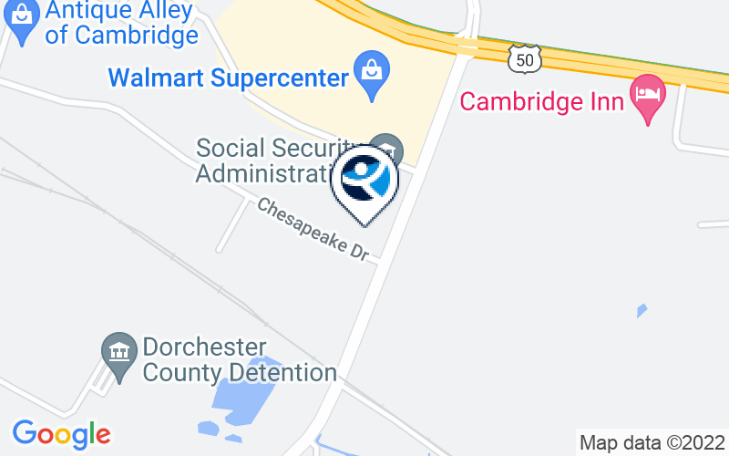 Cambridge VA Outpatient Clinic - VA Maryland Health Care System Location and Directions