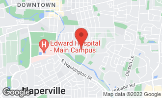Map of 830 Wellner Road NAPERVILLE, IL 60540