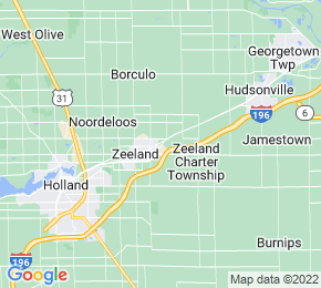 Job Map - 8333 FELCH ST Kalamazoo, Michigan 49464 US