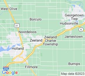 Job Map - 8333 FLECH ST Grand Rapids, Michigan 49464 US