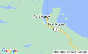 Map of Quatse River Regional Park & Campground