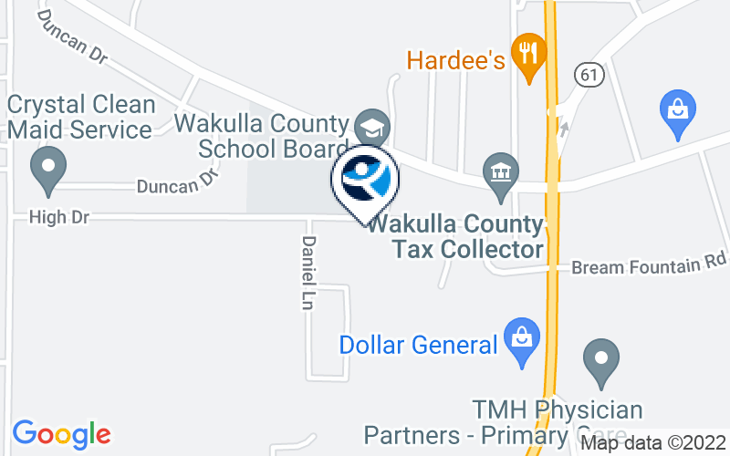 DISC Village - Wakulla Adult Outpatient Location and Directions
