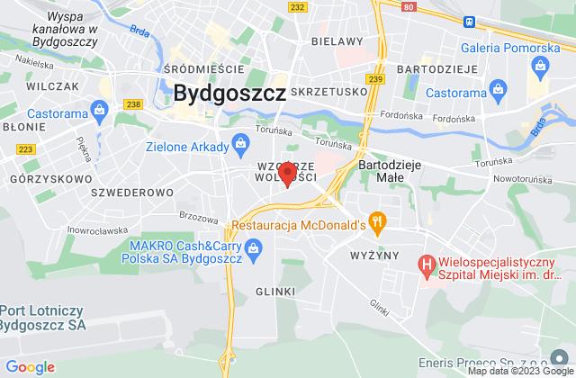 Wyświetl Paweł Nawrot,SAB-POL Paweł Nawrot na mapie