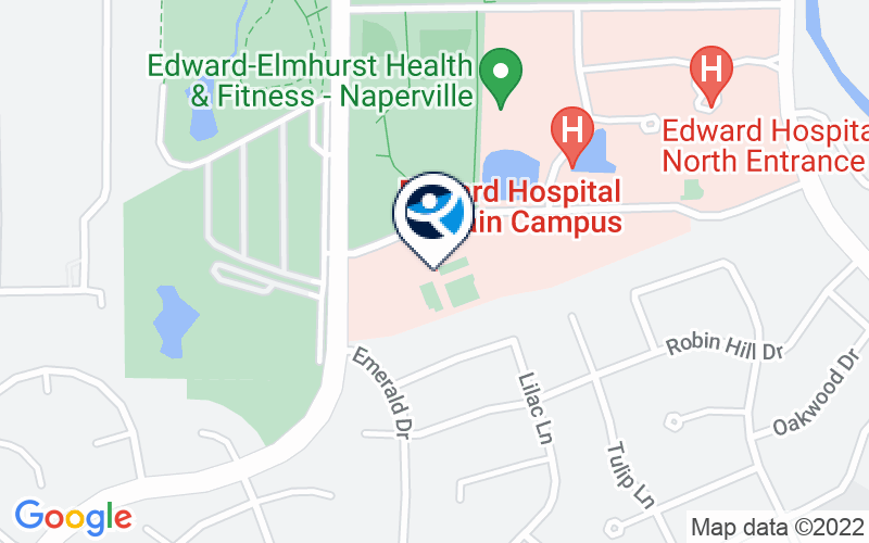 Linden Oaks Hospital at Edward Location and Directions