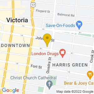 Map to Capital Ballroom provided by Google