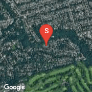 Satellite Map of 86 Plymbridge Rd, Toronto, On