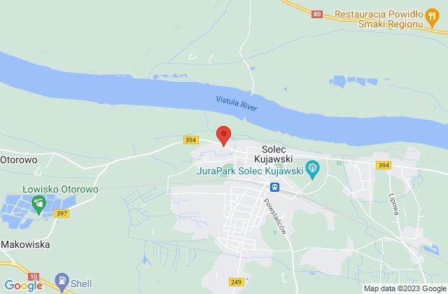 Wyświetl Przemysław Gralak,CAMSAT Gralak Przemysław na mapie