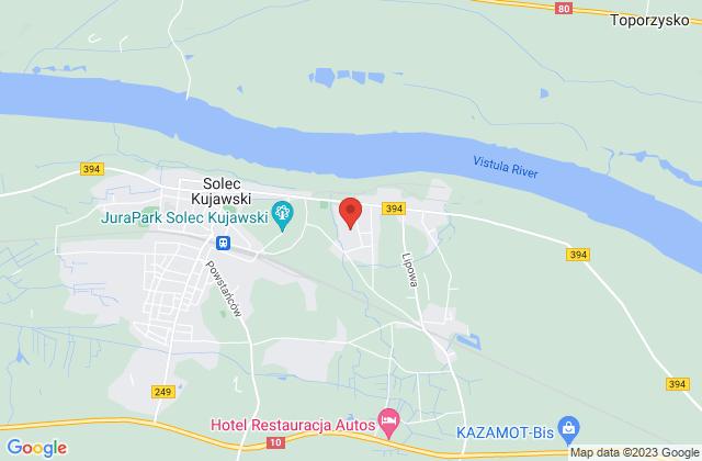 Wyświetl Maciej Szpotański,Optica na mapie