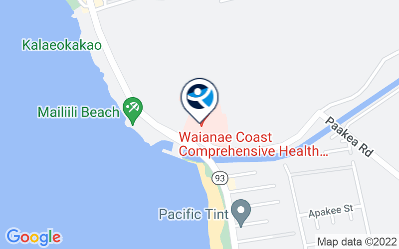 Waianae Coast Comp Health Center Malama Recovery Services Location and Directions