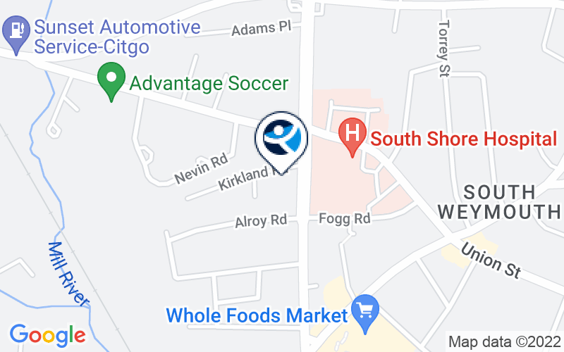 Spectrum Health Systems  - Weymouth Location and Directions