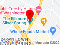 Google Map of 8662 Colesville Road