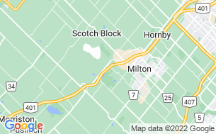 Map of Milton Heights Campground Ltd