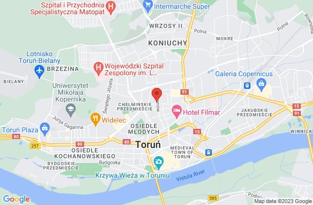Wyświetl Agnieszka Kant,PRIMO na mapie