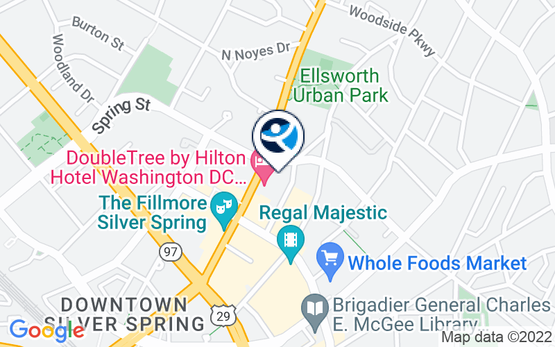 Vesta - Silver Spring Location and Directions