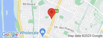 Google Map of 8750+Boulevard+Taschereau%2CBrossard%2CQuebec+J4X+1C2