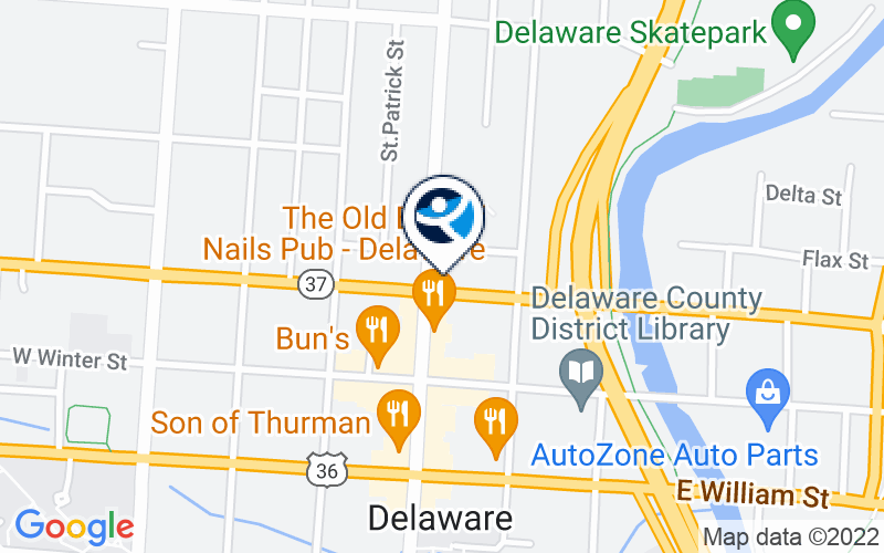 Maryhaven - Delaware Location and Directions