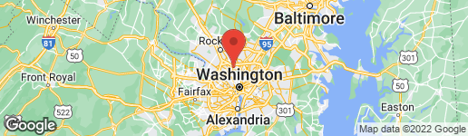 Map of 8803 CLIFFORD AVENUE CHEVY CHASE, MD 20815