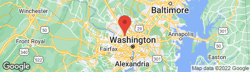 Map of 8804 LOWELL STREET BETHESDA, MD 20817
