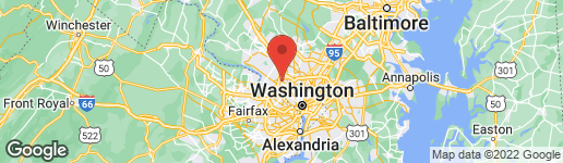 Map of 8819 CHALON DRIVE BETHESDA, MD 20817