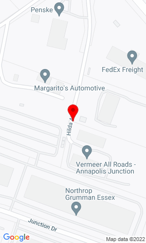 Google Map of Vermeer All Roads 8830 Corridor Road, Annapolis Junction , MD, 20701