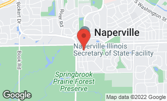 Map of 885 Havenshire Road NAPERVILLE, IL 60565