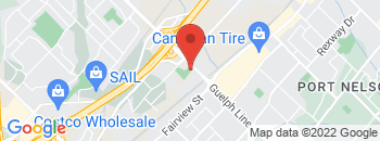 Google Map of 888+GUELPH+LINE%2CBurlington%2COntario+L7R+3N7
