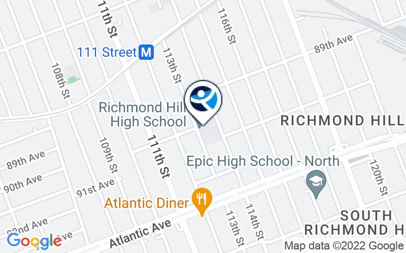 The Child Center of NY - Richmond Hill High School Location and Directions