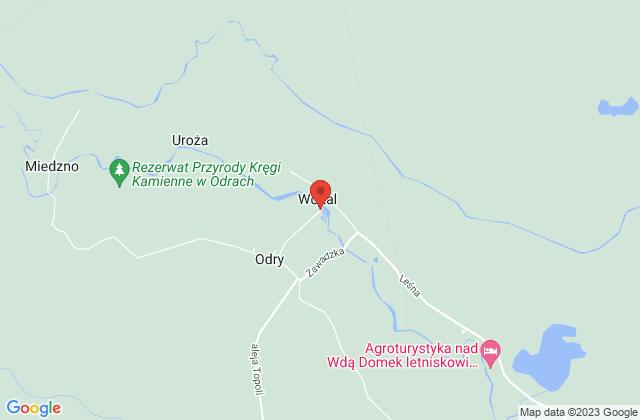 Wyświetl Wiesław Skajewski,Usługi Stolarskie na mapie