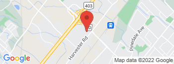 Google Map of 890+Appleby+Line%2CBurlington%2COntario+L7L+2Y8