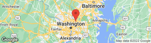 Map of 8903 37TH AVENUE COLLEGE PARK, MD 20740