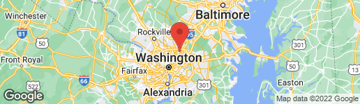 Map of 8907 34TH AVENUE COLLEGE PARK, MD 20740