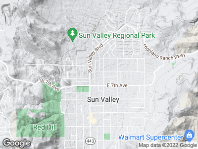 Action of Washoe County in Sun Valley, NV